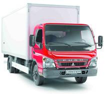 Новые грузовые автомобили Mitsubishi Fuso